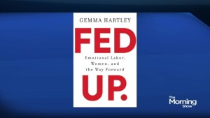 "Gemma Hartley discusses her new book ""Fed Up"""