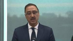 Minister Sohi won't attend Alberta pipeline rallies
