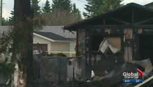 Young man, toddler identified as 2 killed in Plamondon fire