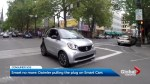 Smart Car sales to cease