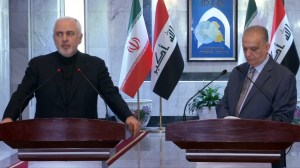 Iran's foreign minister says it will defend itself against any aggression