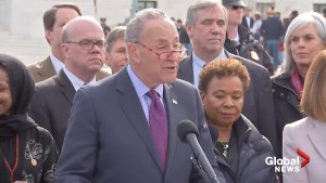 Democrats hold rally in support of Obamacare