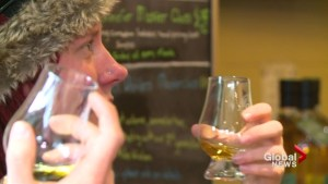 B.C. producers turning out single malt whisky