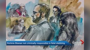 Rohinie Bisesar found not criminally responsible for fatal 2015 PATH stabbing