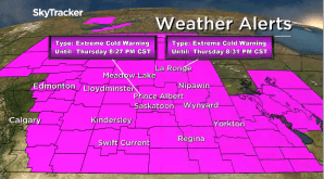 Saskatoon morning weather outlook: Feb. 7