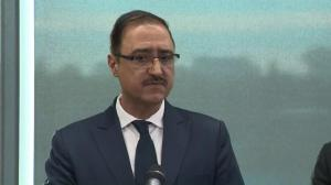 Minister Sohi on Trans Mountain Pipeline progress