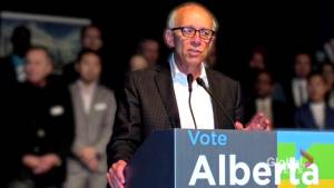 Alberta election: Get to know Alberta Party Leader Stephen Mandel (00:59)