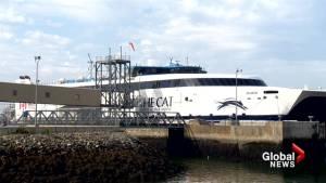 Tories sue Nova Scotia government over details of Yarmouth-Maine ferry fees (02:02)