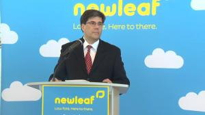 NewLeaf about 'simplicity,' chose routes from feedback on social media