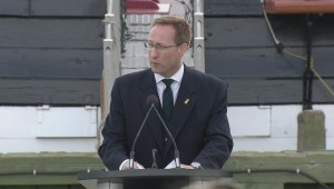 Extended: Peter Mackay welcomes Charles and Camilla to Canada