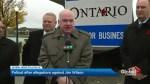 NDP says Premier Doug Ford lied, mislead public on Jim Wilson's resignation