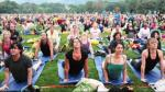 Big Yoga for Big Sisters happens in Vancouver this weekend