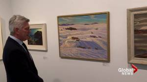 Calgary auction house previews art it will soon have for sale