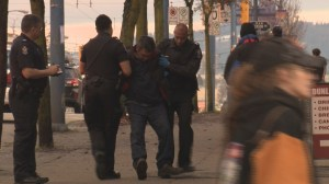VPD accused of 'profiling' when making street checks
