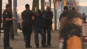Official complaint lodged over Vancouver police 'carding' of