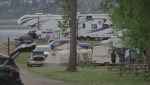 Woman killed by suspected carbon monoxide poisoning while camping