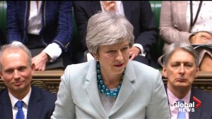 UK's May tells lawmakers: 'Unless this house agrees to it, no deal will not happen'