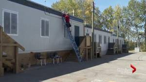 Portables used at overcrowded Surrey schools become election issue