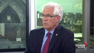 Cancellation of Energy East Pipeline was a business decision: Carr