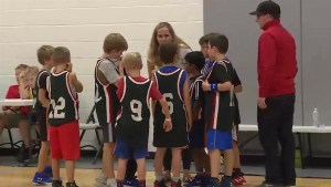The Don Peterson Basketball League in Kingston continues to grow