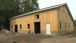 Sandy Pines Wildlife Centre begins building new barn
