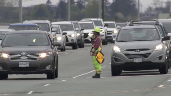 Passengers vent frustration at traffic chaos, delays at B.C. Ferry terminals