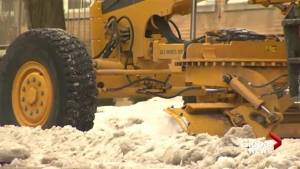 Montreal looking to make snow removal improvements (01:37)