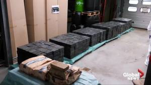 Dutch police find 2.5 tonnes of meth, largest European seizure
