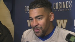 RAW: Blue Bombers Andrew Harris – Sept. 26