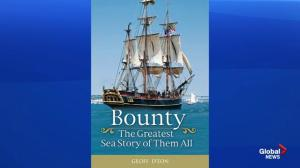 New book on history of HMS Bounty