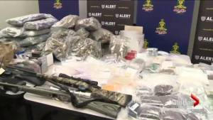 Historic drug bust in Lethbridge leads to three arrests