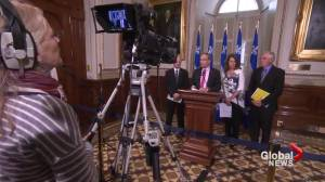 Quebec government, municipalities clash