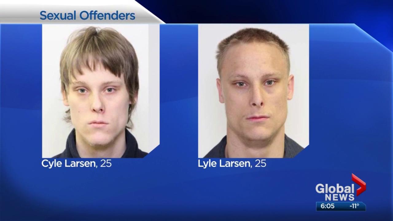 Sex offenders in edmonton area