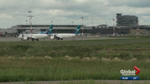 Edmonton International Airport seeing plenty of economic activity