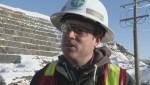 Concerns over land stability under Site C Dam