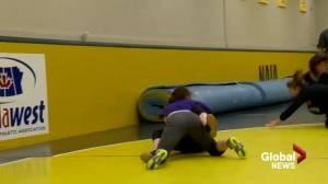 Confidential recording explains University of Regina wrestling cuts