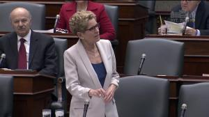 Premier Kathleen Wynne says AG Yasir Naqvi will not be fired
