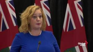 MacLeod explains why changes were needed to autism program (00:35)