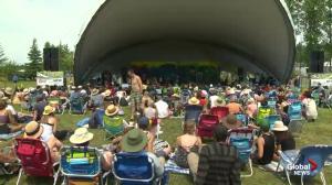 2018 Winnipeg Folk Festival