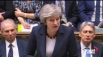 Britain's May pressing talks with EU to get Brexit assurances