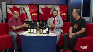 Canadian wines with Gurvinder Bhatia