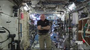 'It's a beautiful place': Scott Kelly on seeing Canada from space