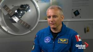 David Saint-Jacques describes hardships of returning from space