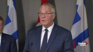 Bill Blair: Federal government has directed $11 million to alleviate asylum seeker housing crisis