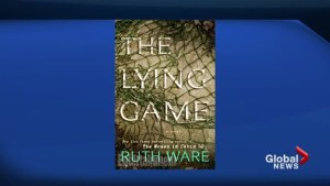 "Author Ruth Ware on her latest book, ""The Lying Game"""