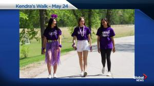 11th annual walk in honour of Kendra McBain supports teens with cancer