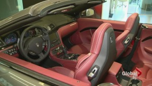 Luxury auto sales hit record high in BC