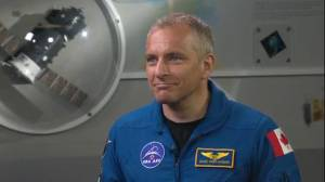 Back on Earth with Canadian astronaut David Saint-Jacques