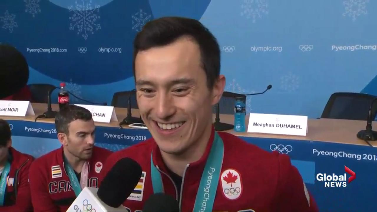 Canadian skating icon Patrick Chan hangs up skates