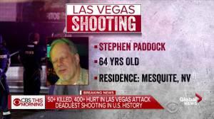 Las Vegas police release audio as tactical team breach concert shooter's room